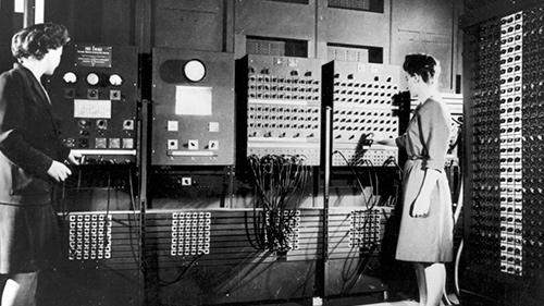 Jean Bartik: ENIAC's Programmers